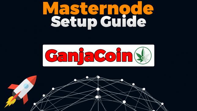 ganjacoin masternode setup