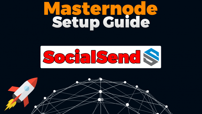 social send masternode