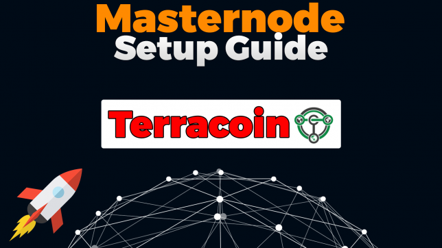 terracoin masternode setup